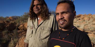 Aboriginal men 400x200