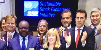 Sustainable stock exchange 400x200